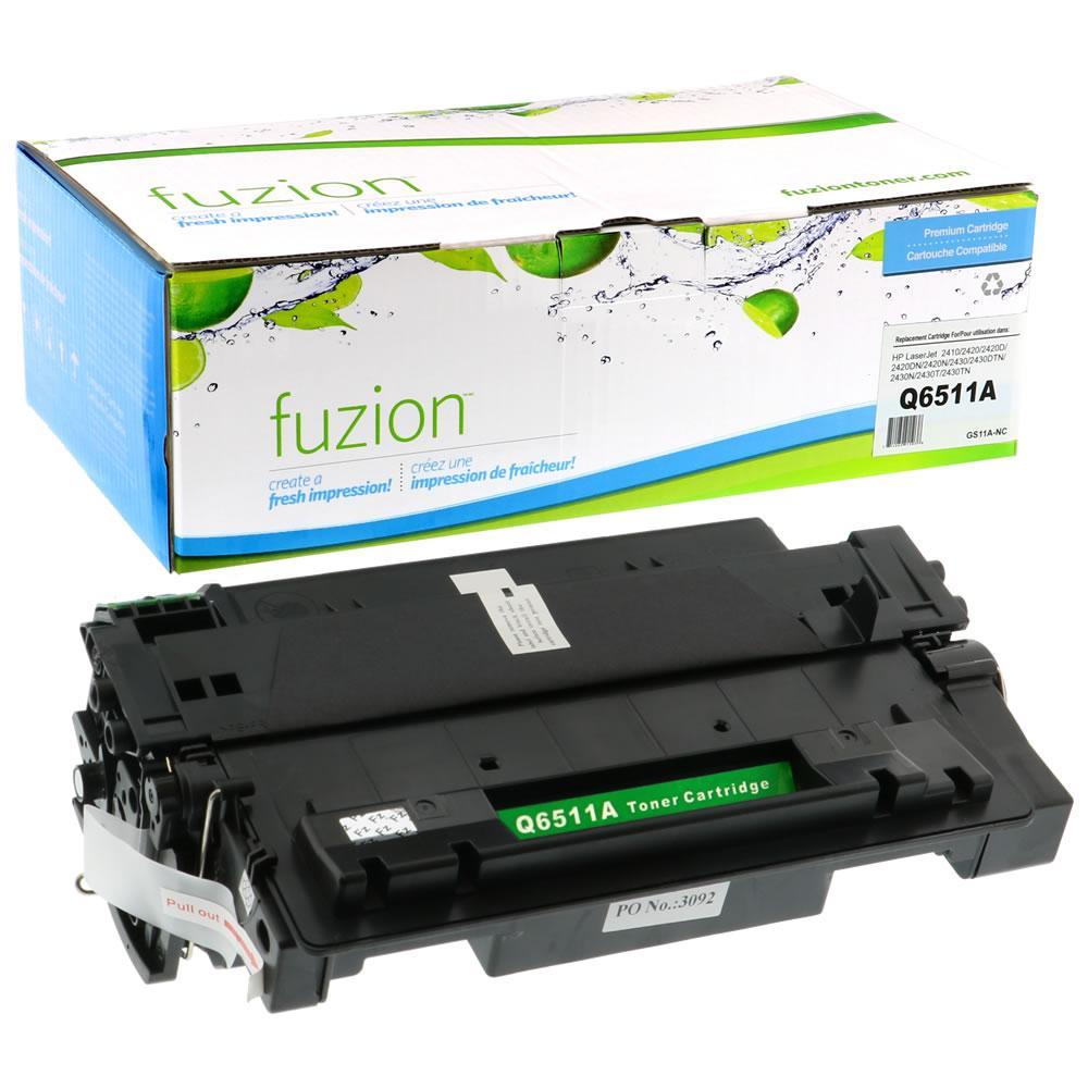 FUZION - HP LaserJet 2400 Toner - Black