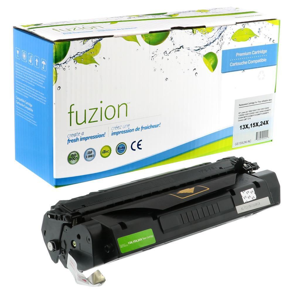 FUZION - HP 13X/15X/24X Universal - Black
