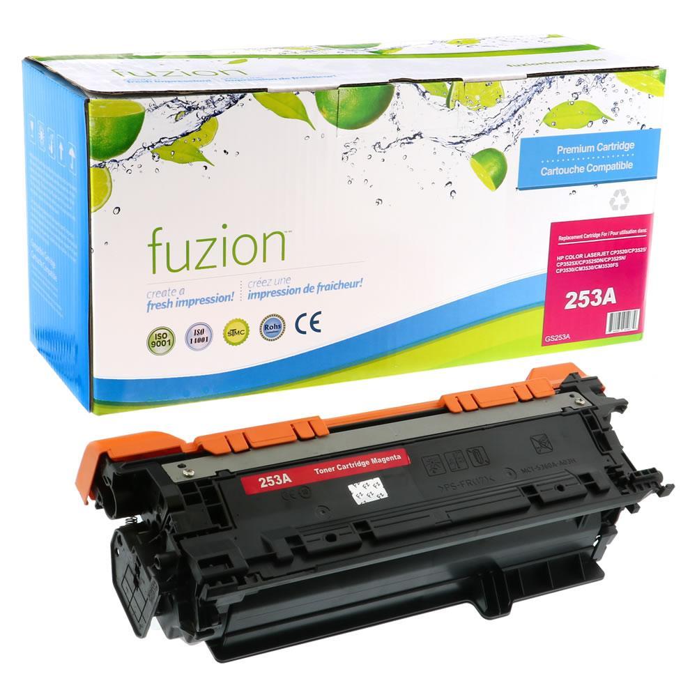 FUZION - HP CE253A (504A) - Magenta