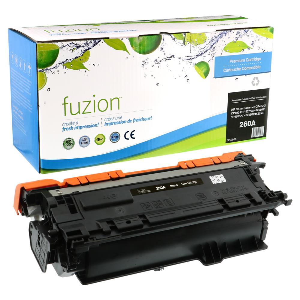 FUZION - HP CE260A - Black