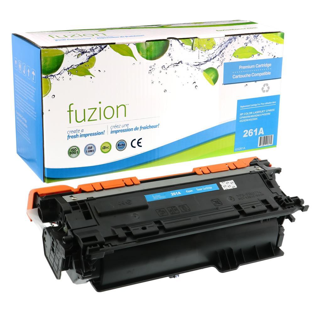 FUZION - HP CE261A - Cyan