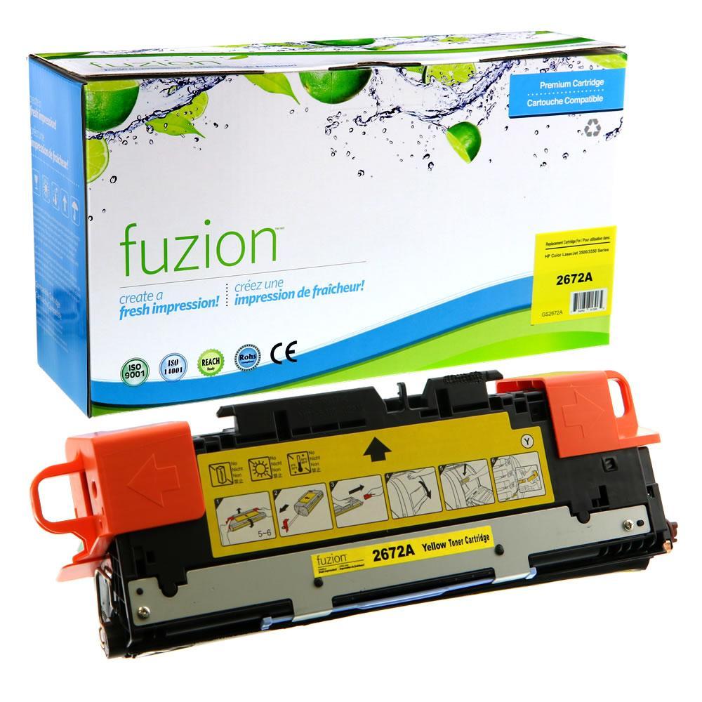 FUZION - HP Colour Laserjet 3500 - Yellow