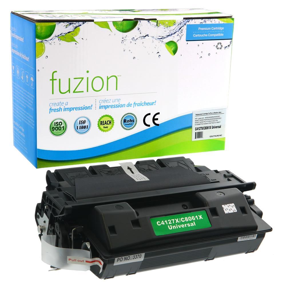FUZION - HP Laserjet 4000/4100 Universal - Black