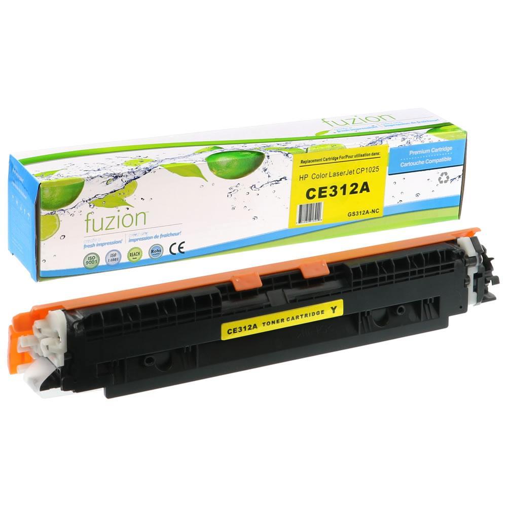 FUZION - HP Colour Laserjet CP1025 - Yellow