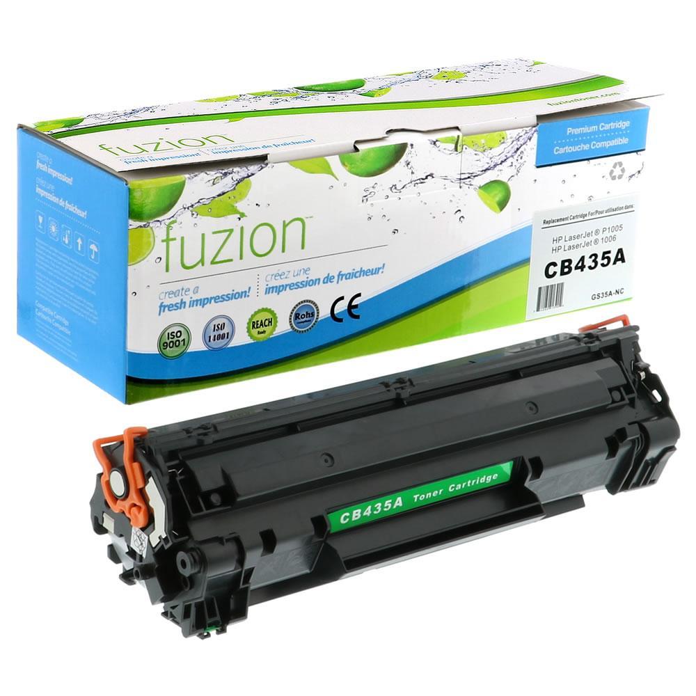 FUZION - HP Laserjet P1005 - Black
