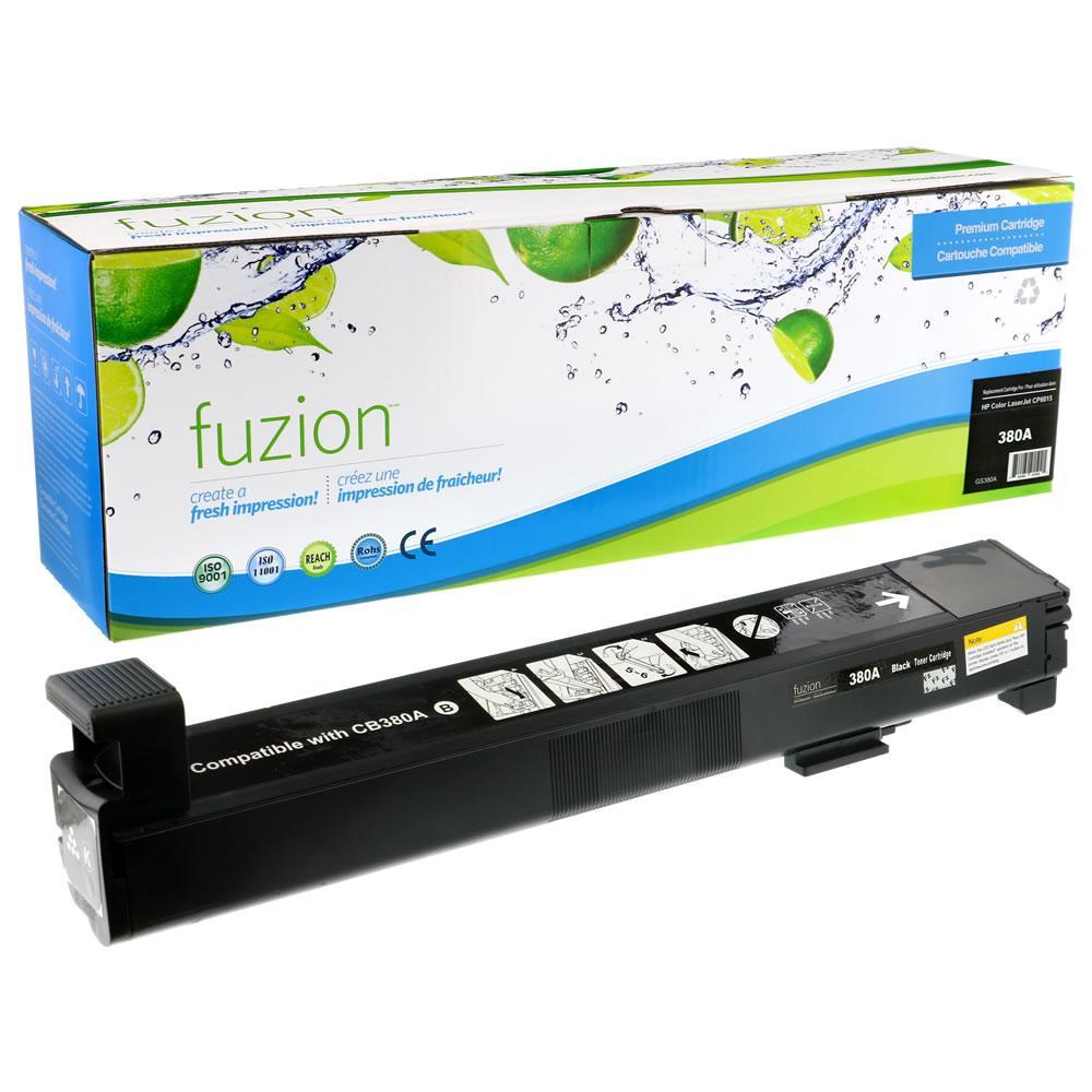 FUZION - HP Colour Laserjet CP6015 - Black