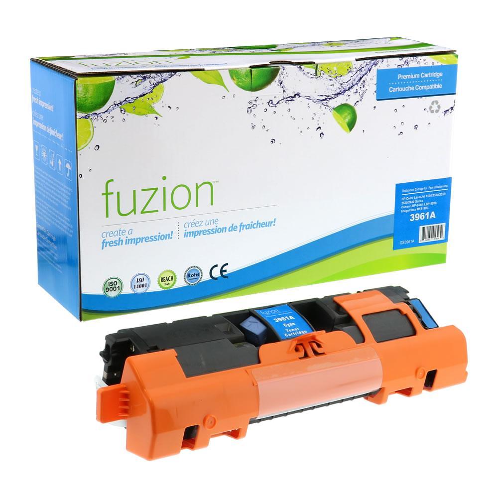 FUZION - HP Colour Laserjet 2500 - Cyan