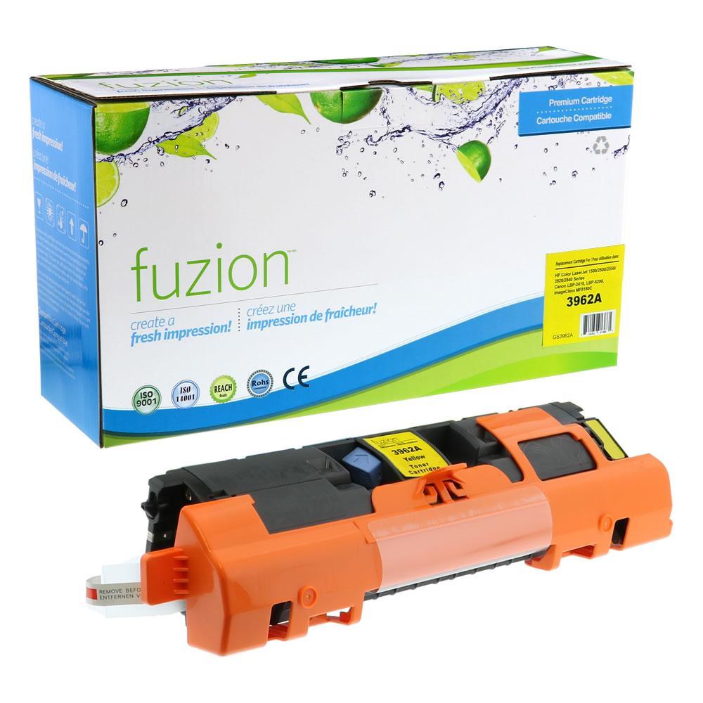 FUZION - HP Colour Laserjet 2500 - Yellow