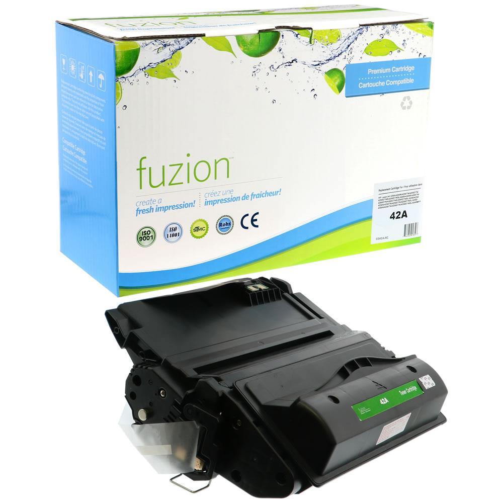 FUZION - HP Q5942A - Black