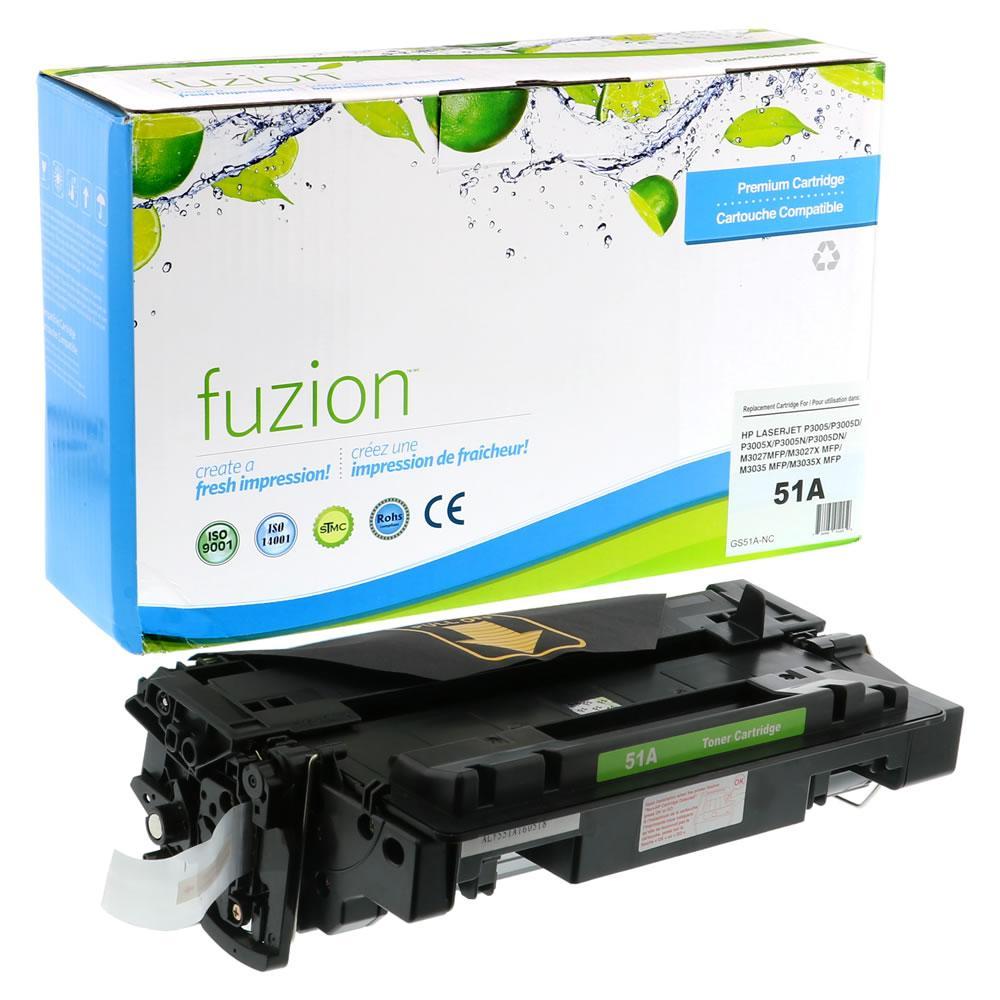 FUZION - HP Laserjet P3005 Toner - Black