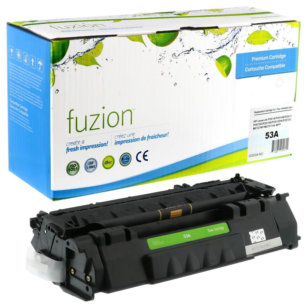 FUZION - HP LaserJet P2015 - Black