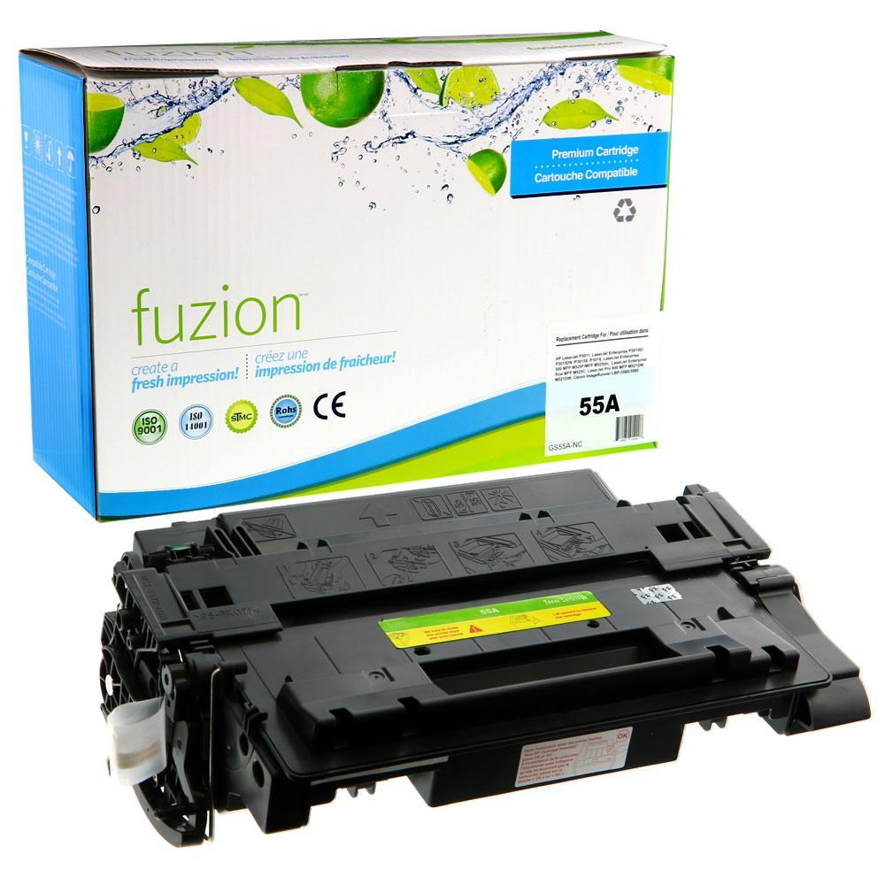 FUZION - HP CE255A - Black