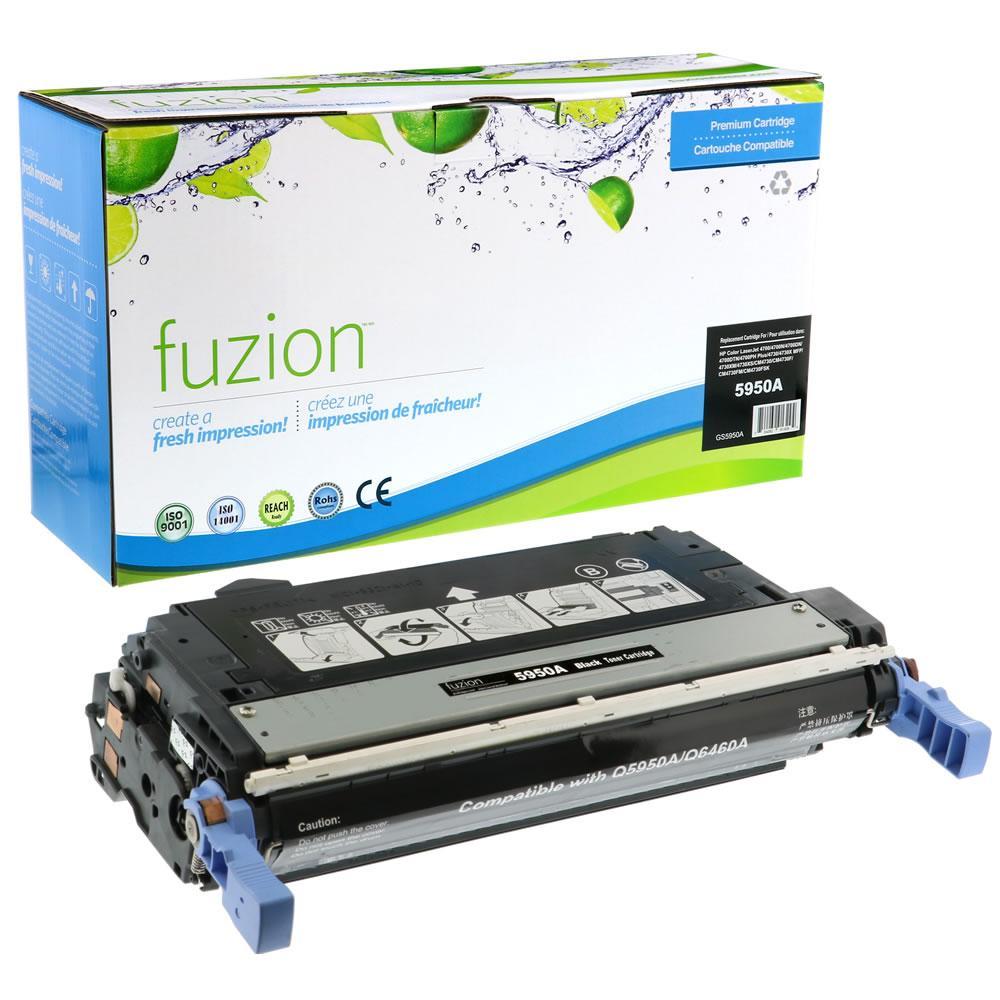 FUZION - HP Colour Q5950A Toner - Black