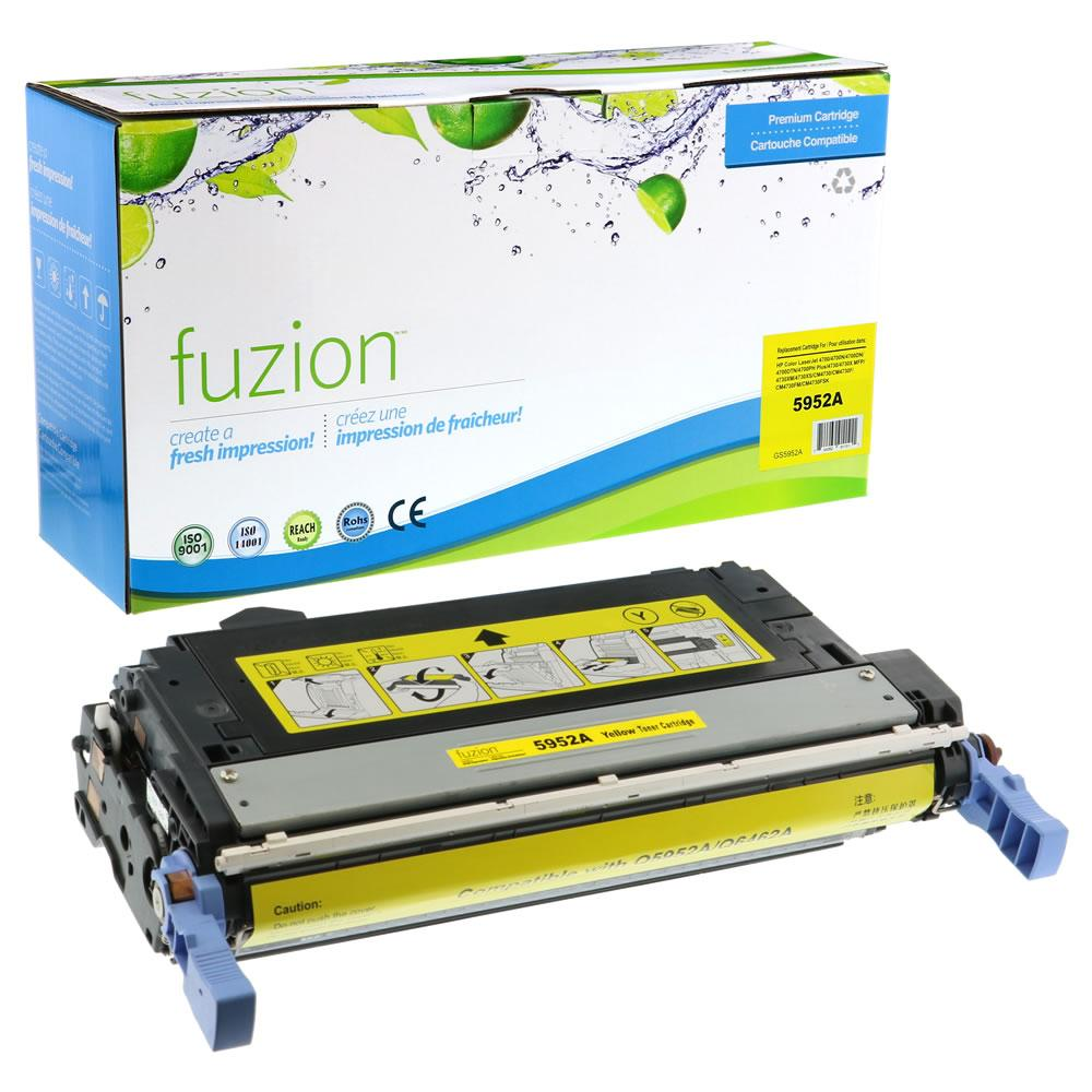 FUZION - HP Colour Q5952A Toner - Yellow