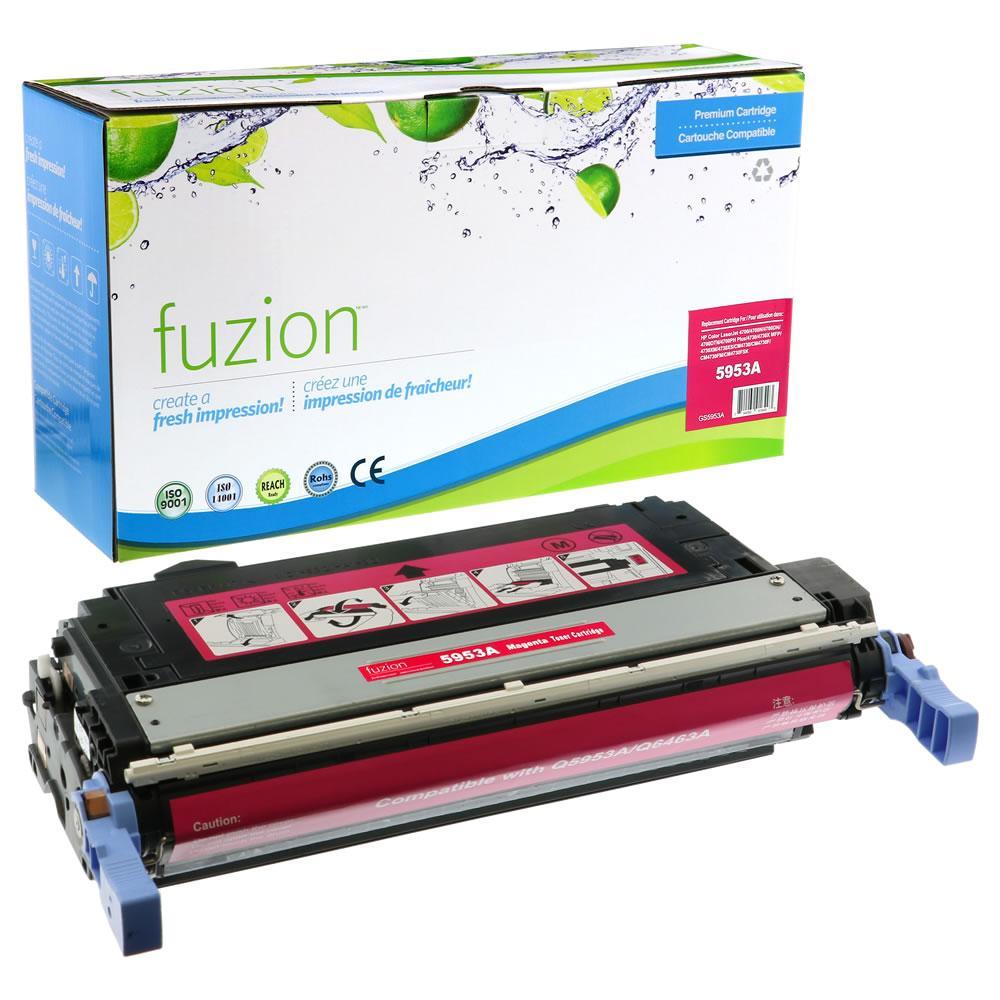 FUZION - HP Colour Q5953A - Magenta