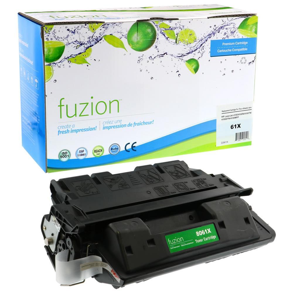 FUZION - HP LaserJet 4100/61X - Black