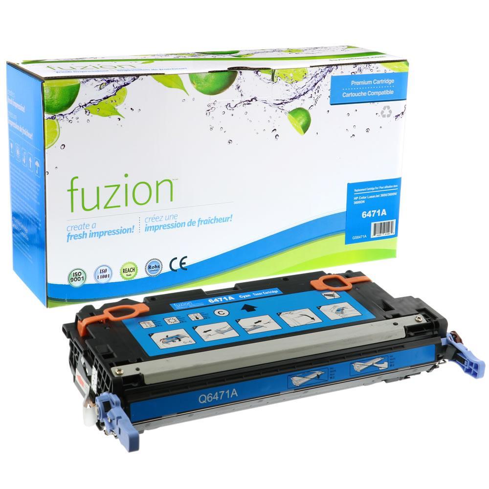FUZION - HP Colour Q6471A - Cyan