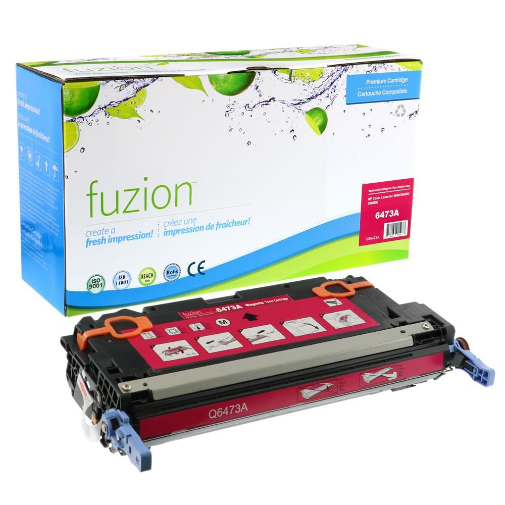 FUZION - HP Colour Q6473A - Magenta