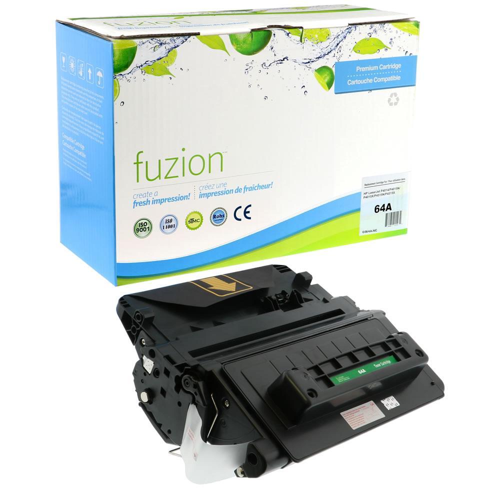 FUZION - HP CC364A - Black