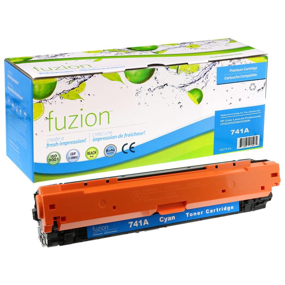 FUZION - HP Colour CE741A - Cyan