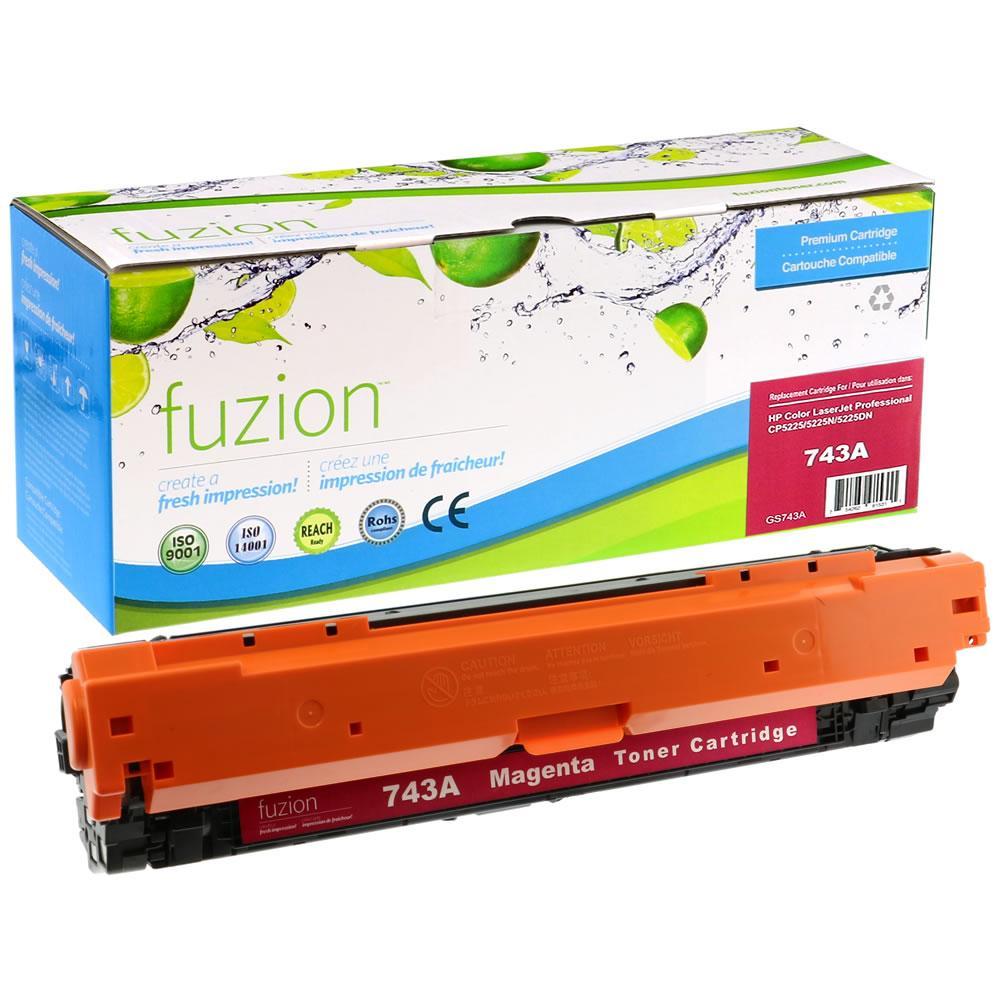 FUZION - HP Colour CE743A - Magenta