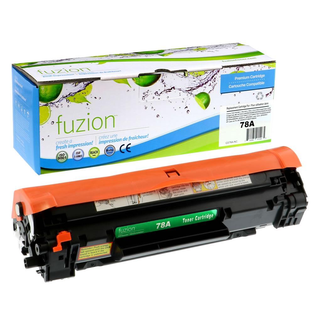 FUZION - HP CE278A - Black