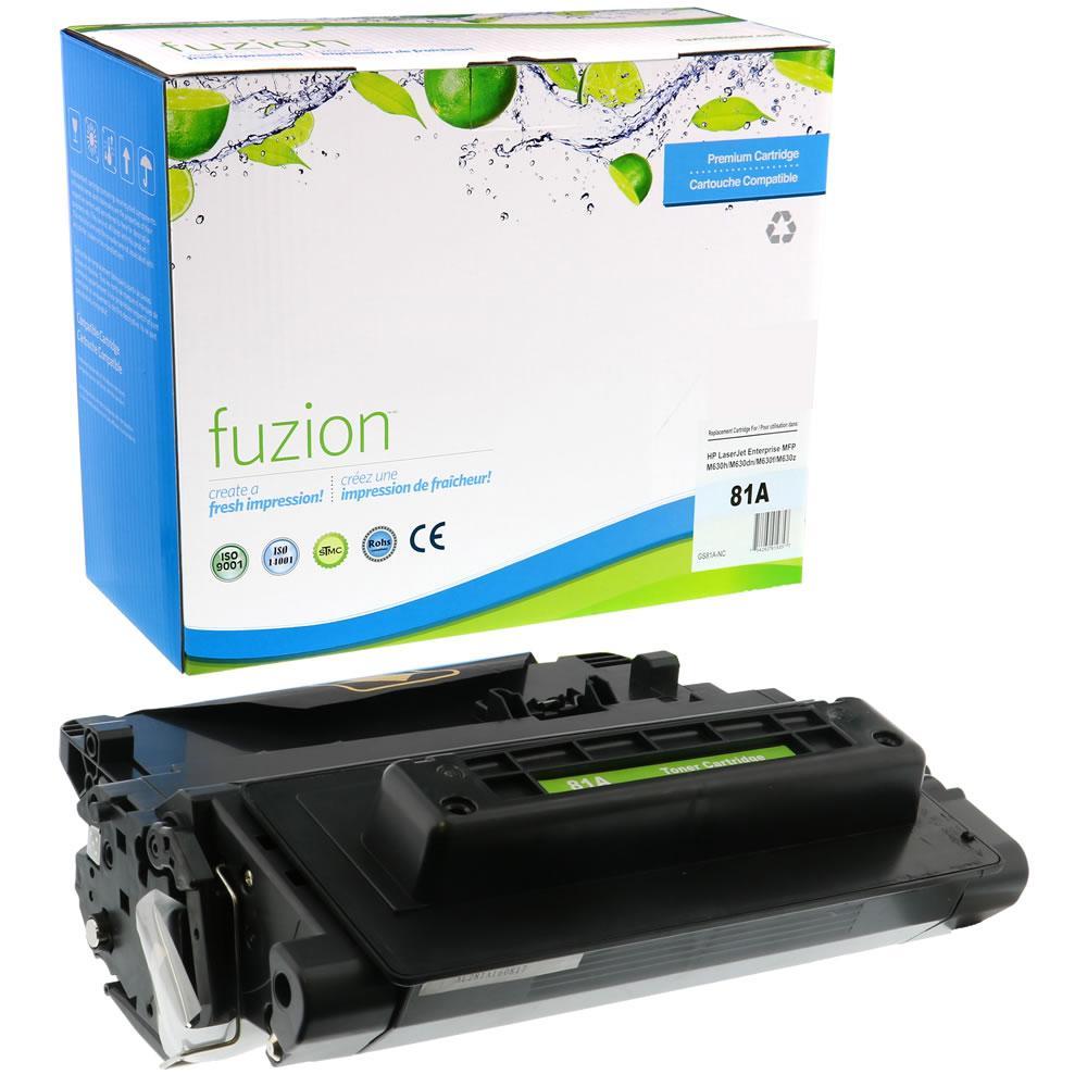 FUZION - HP CF281A - Black