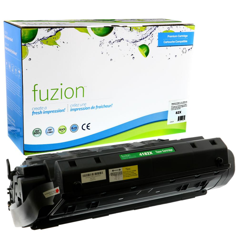 FUZION - HP 8100/82X - Black