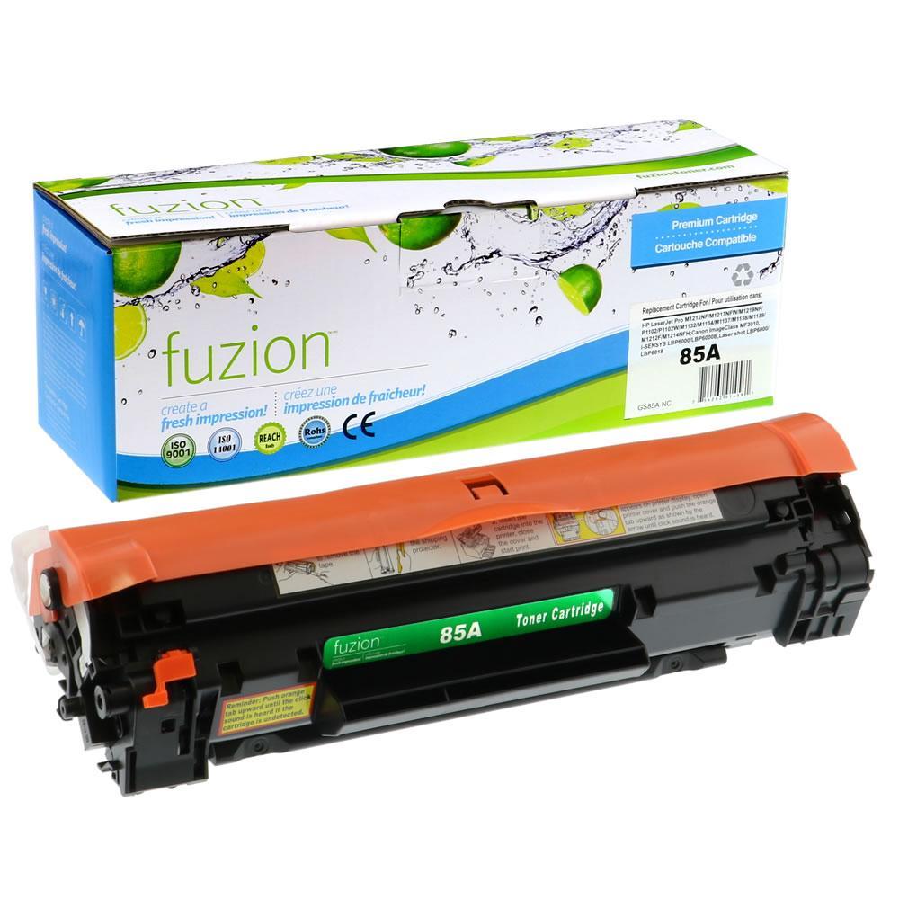 FUZION - HP CE285A - Black