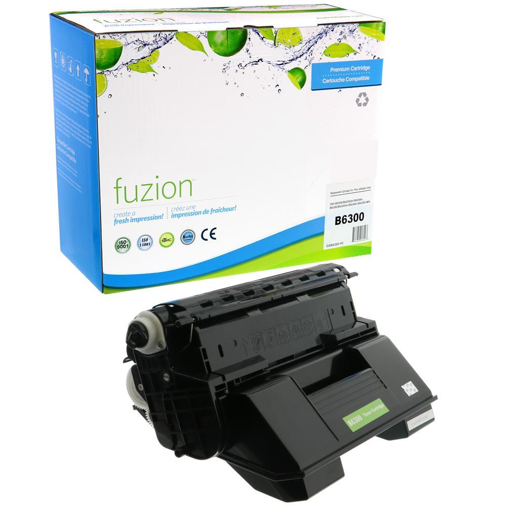 FUZION - Okidata B6300 - Black