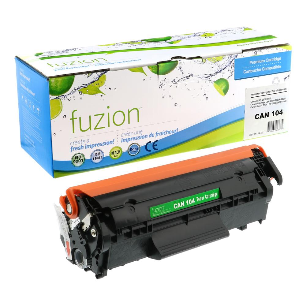 FUZION - Canon 104/FX9/FX10 Comp. - Black