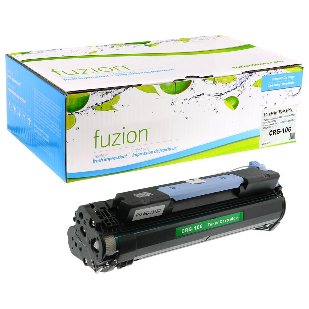 FUZION - Canon 106 - Black