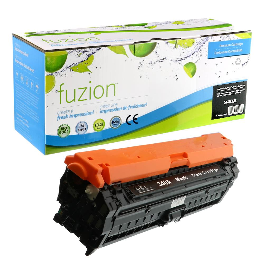 FUZION - HP Laserjet Enterprise 700/M775 - Black