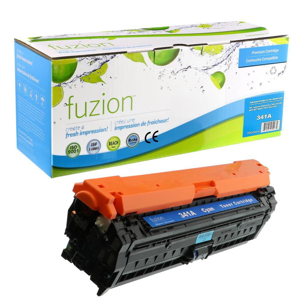 FUZION - HP Laserjet Enterprise 700/M775 - Cyan