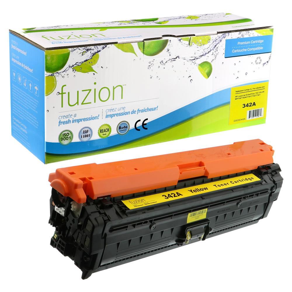 FUZION - HP Laserjet Enterprise 700/M775 - Yellow