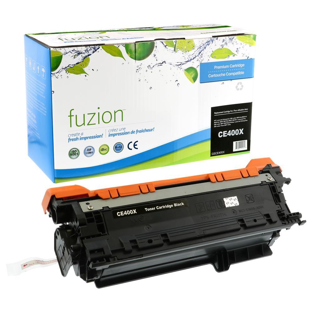 FUZION - HP Enterprise 500 Colour M551 - Black High Yield