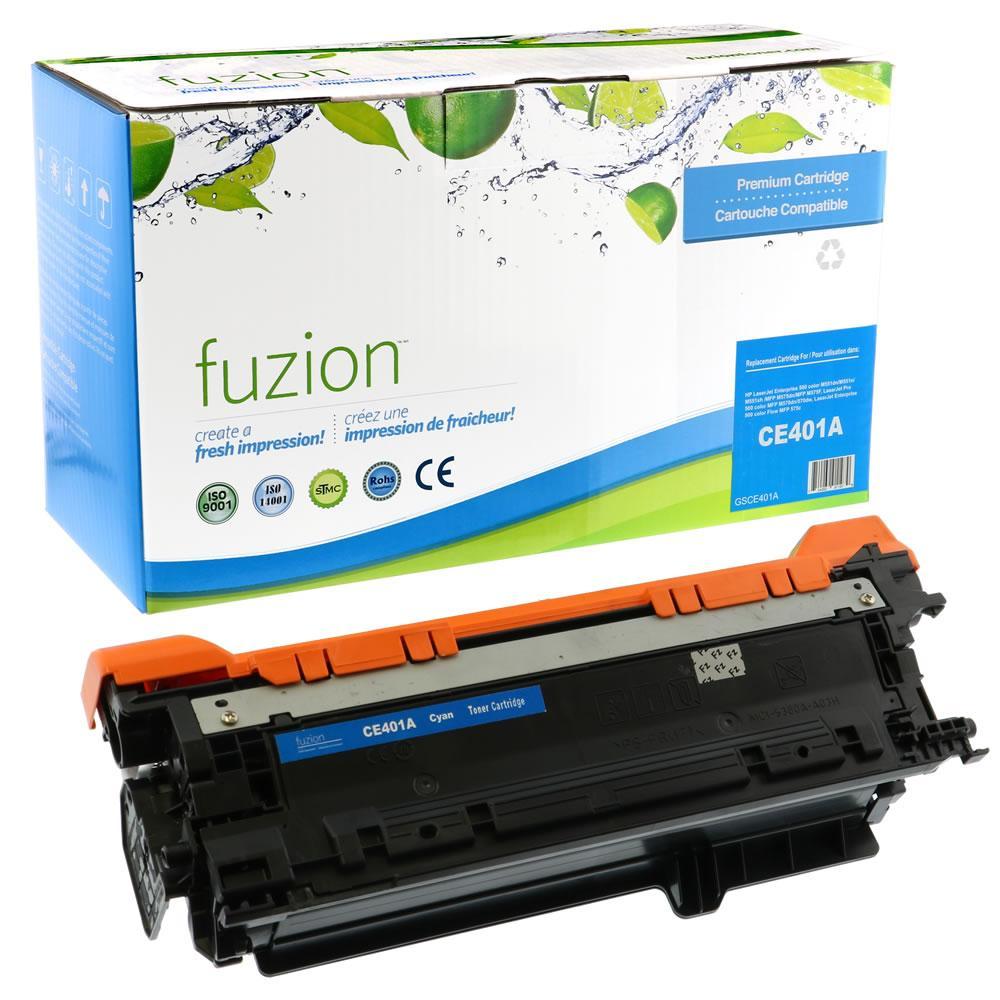 FUZION - HP Enterprise 500 Colour M551 - Cyan