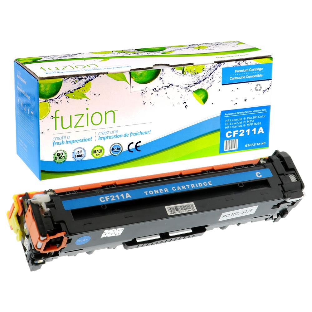 FUZION - HP LaserJet Pro 200 - Cyan