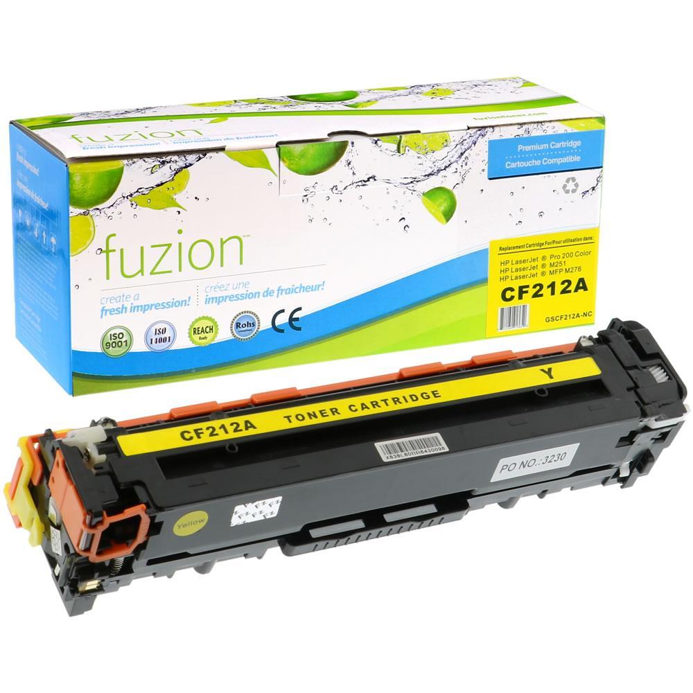 FUZION - HP LaserJet Pro 200 - Yellow