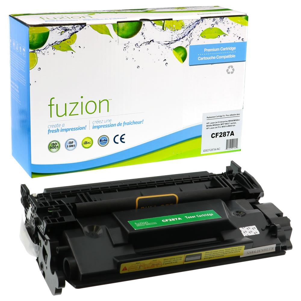 FUZION - HP CF287A - Black