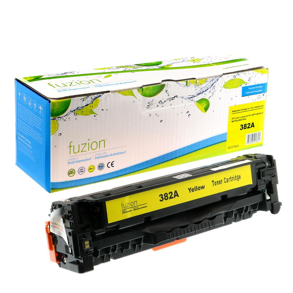 FUZION - HP LaserJet Pro M476dn - Yellow