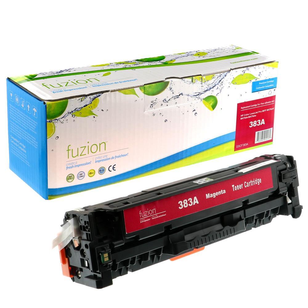 FUZION - HP LaserJet Pro M476dn - Magenta