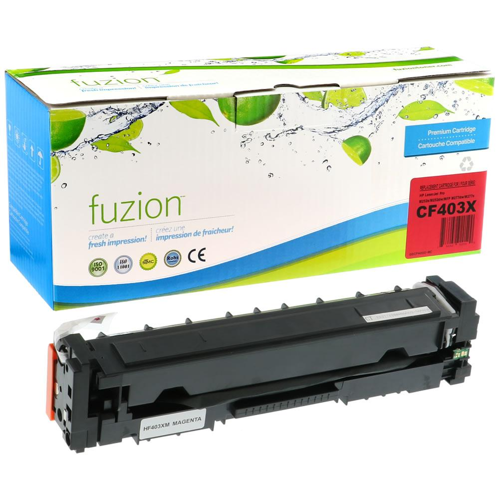 FUZION - HP LaserJet Pro M252n High Yield - Magenta
