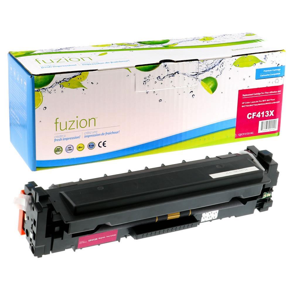 FUZION - HP LaserJet Pro M452DN HY Toner - Magenta