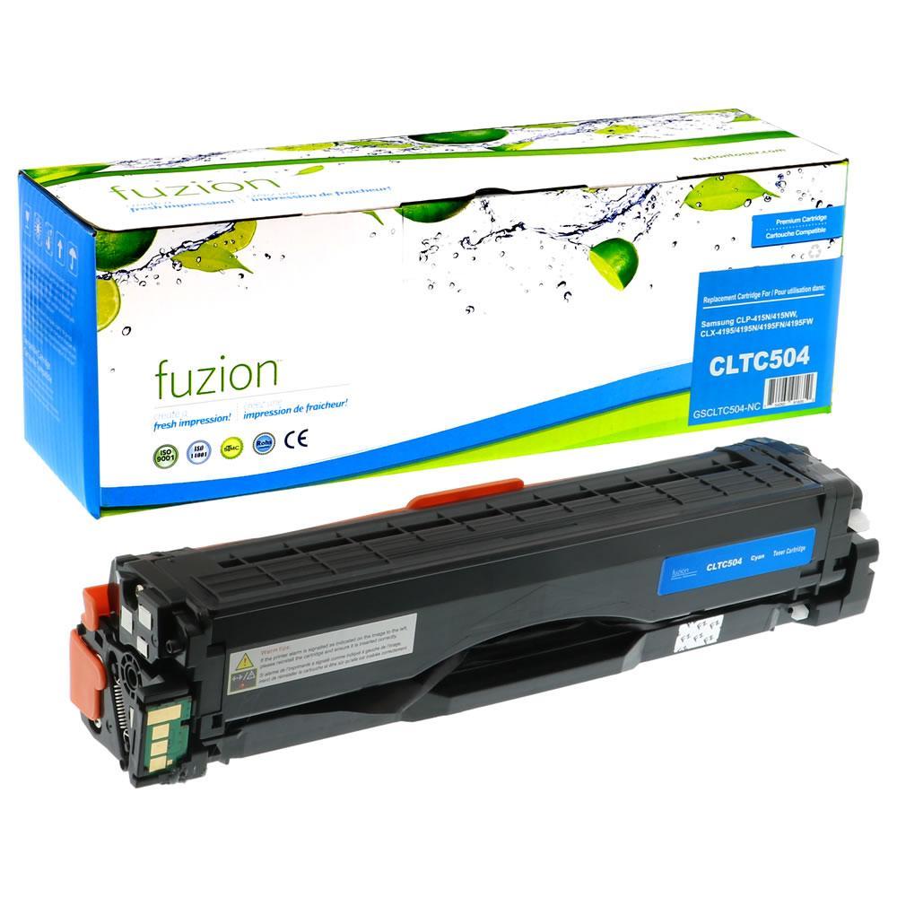 FUZION - Samsung CLP415/CLX4195FN - Cyan