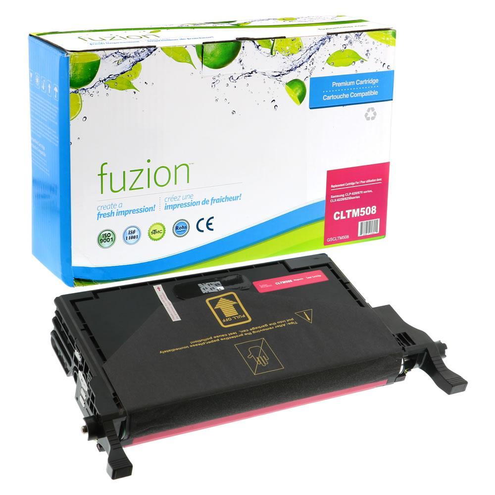 FUZION - Samsung CLP620/CLX6250 - Magenta