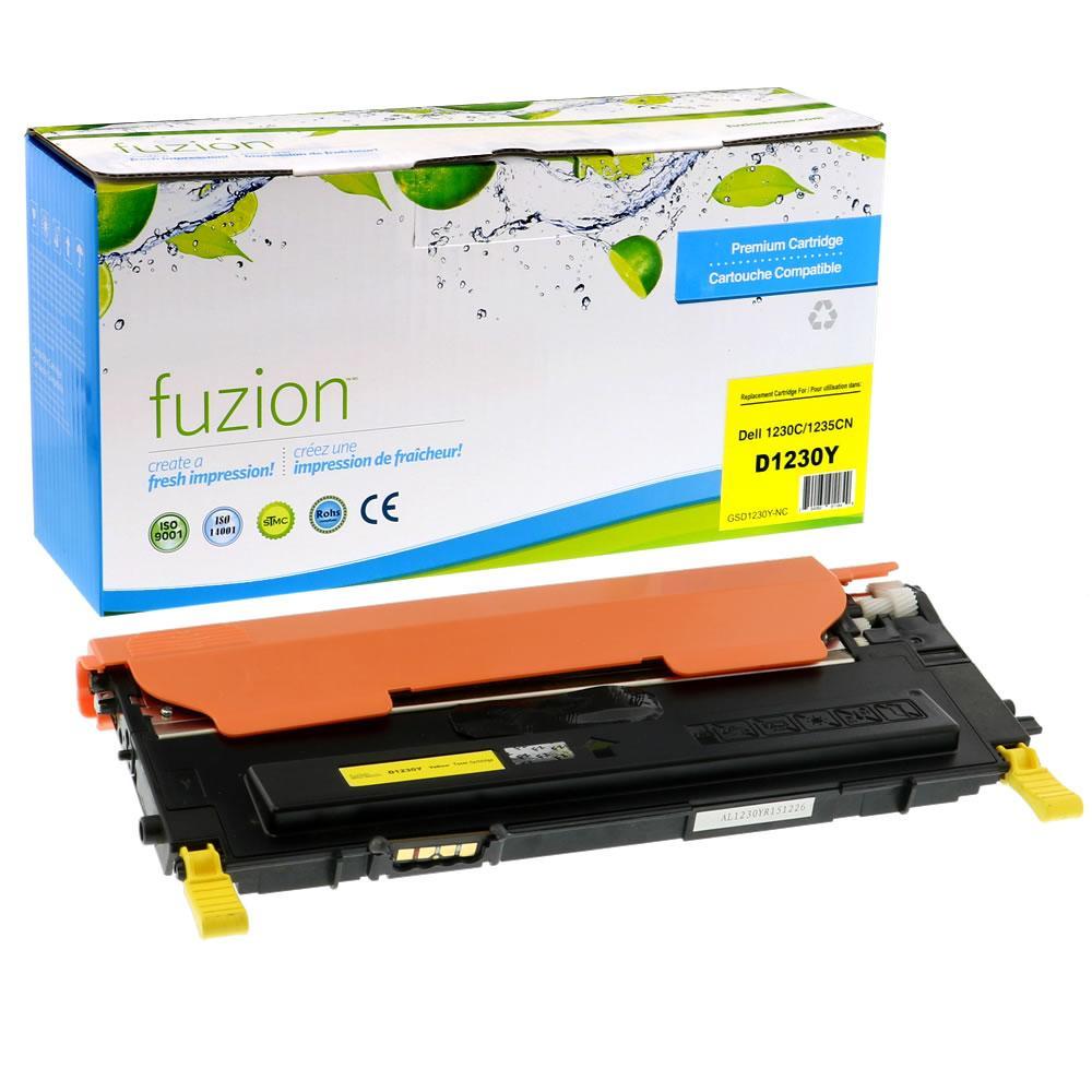 FUZION - Dell 1230C - Yellow