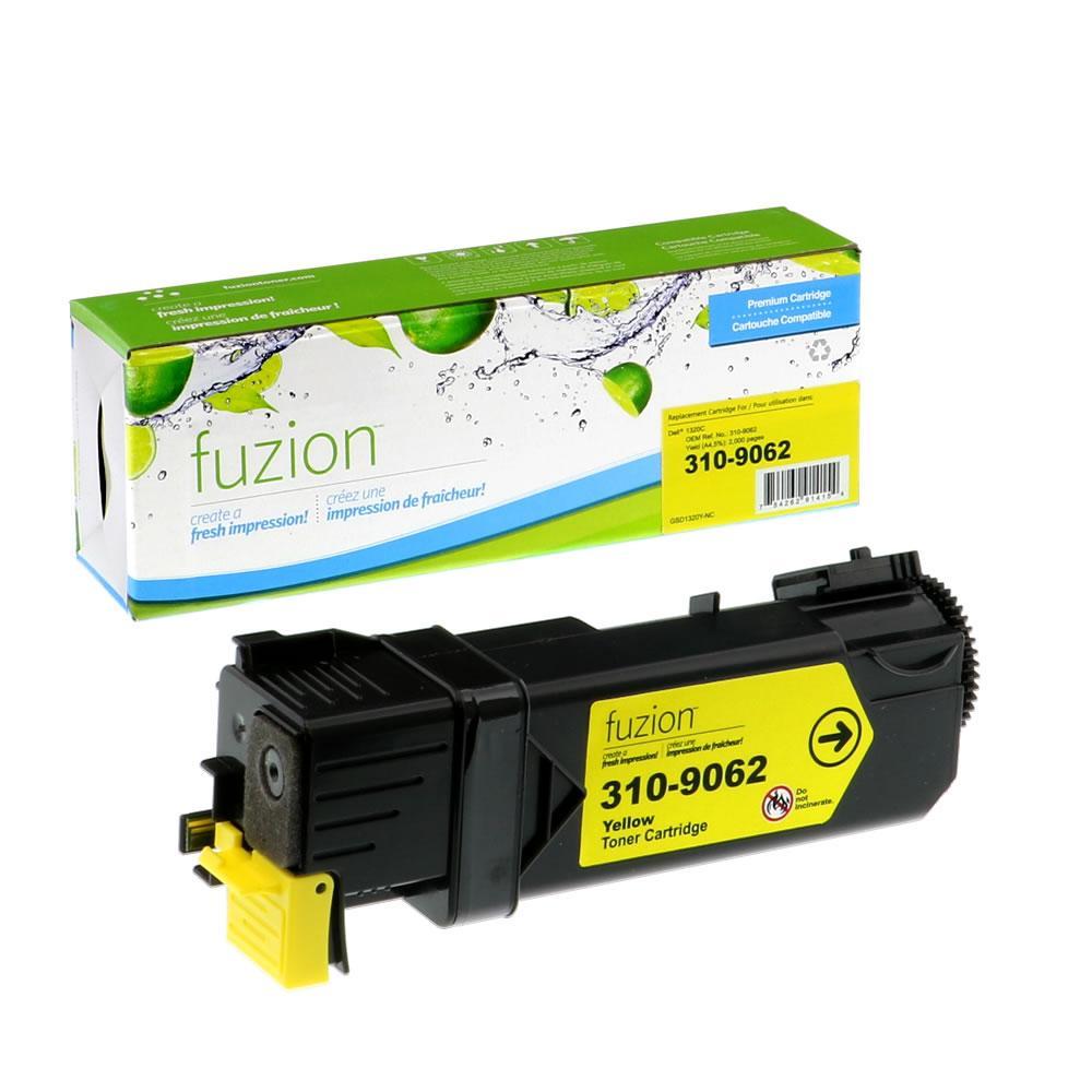 FUZION - Dell 1320 - Yellow