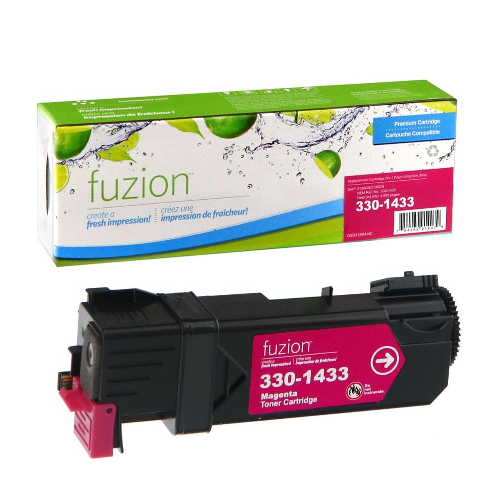 FUZION - Dell 2130cn - Magenta