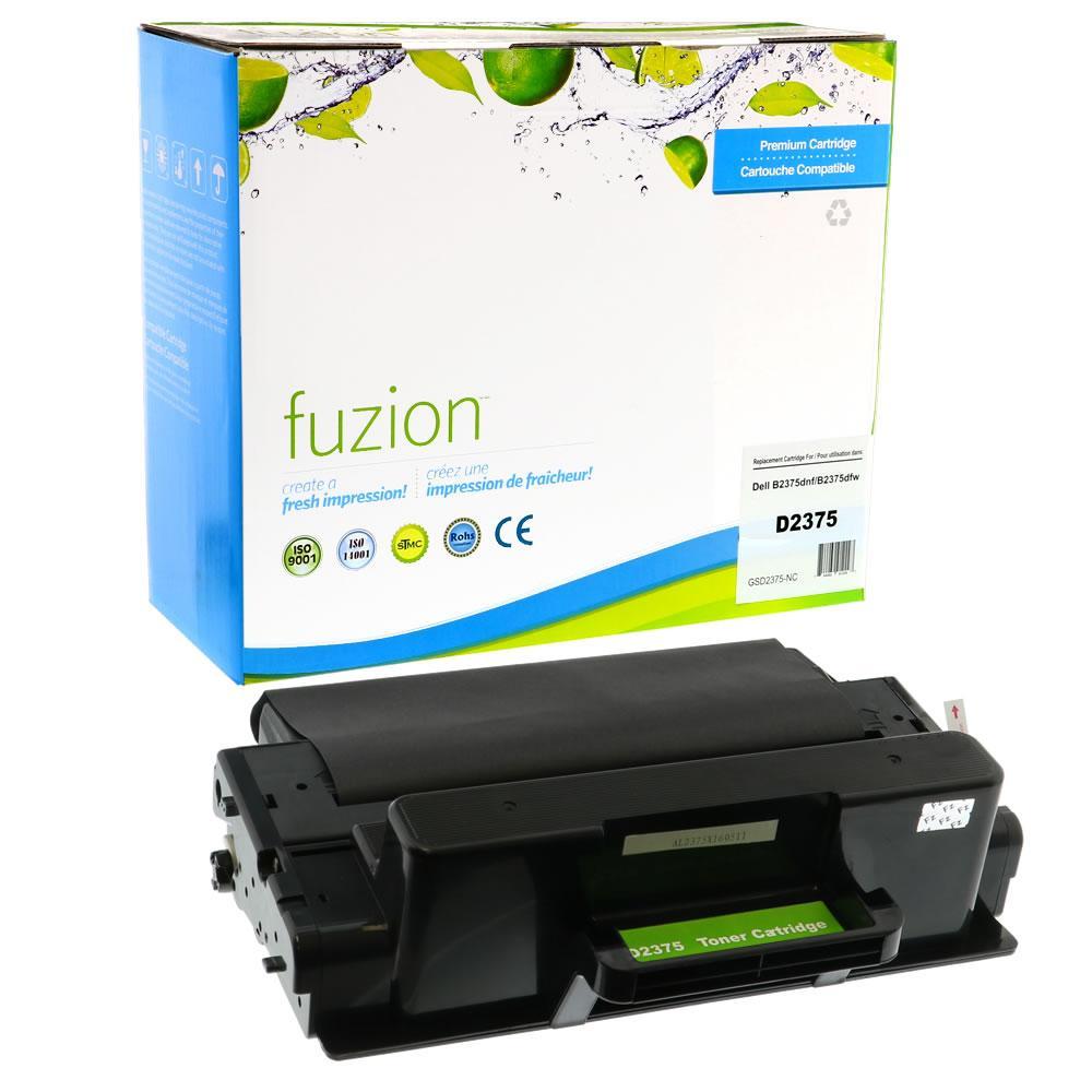 FUZION - Dell B2375 High Yield - Black